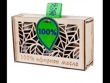 Новая коллекция наборов эфирных масел в деревянной упаковке